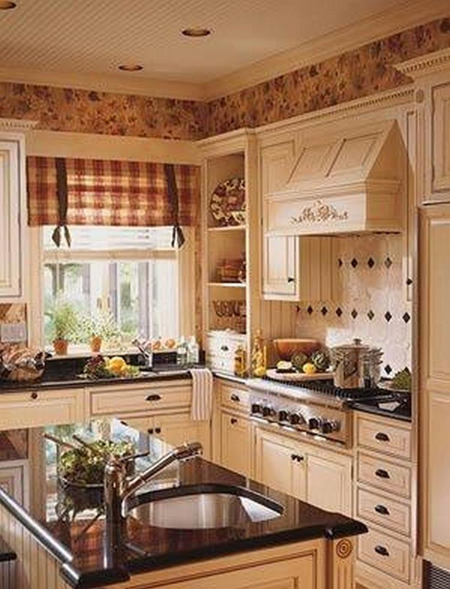 Small Country Kitchens Design and Decor Ideas 7
