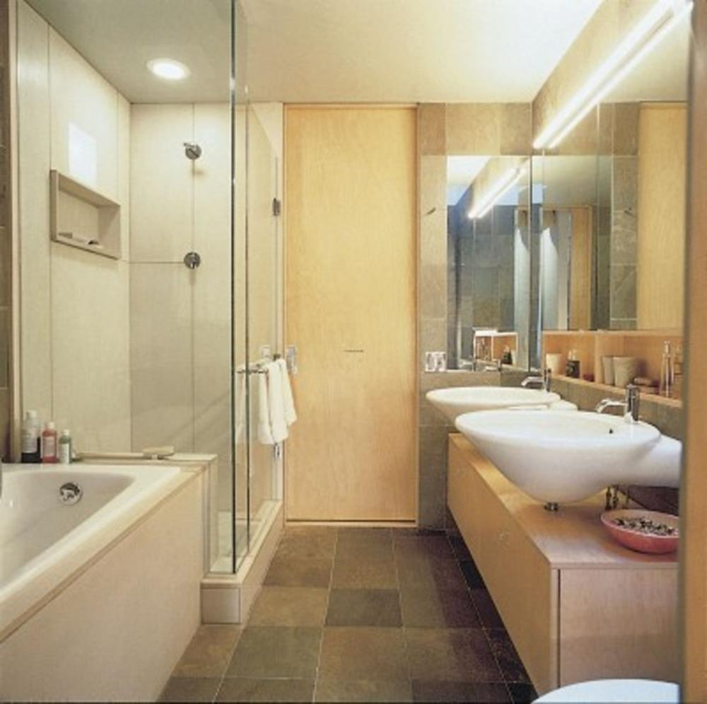 Spa Bathroom Remodel For Small Space 24
