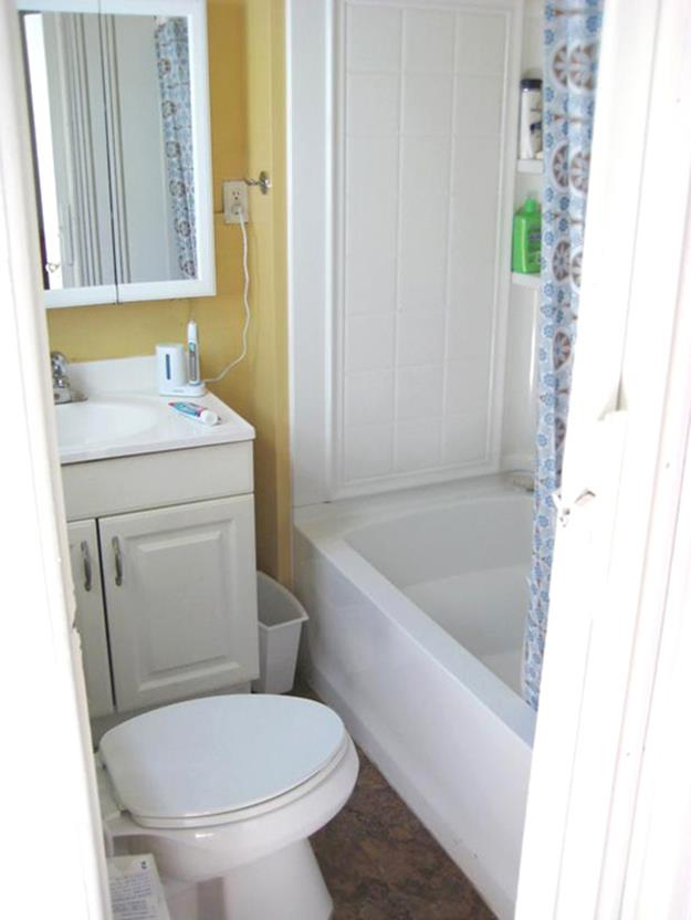 Spa Bathroom Remodel For Small Space 4