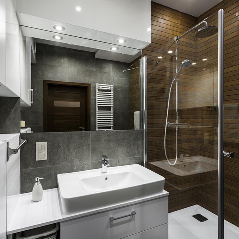 Spa Bathroom Remodel For Small Space 8