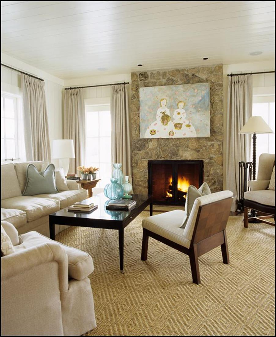traditional farmhouse interior and exterior colors ideas on colors for farmhouse living room id=13487