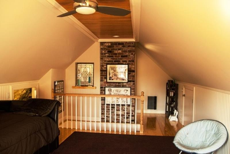 Walk Up Attic Remodeling Ideas 19