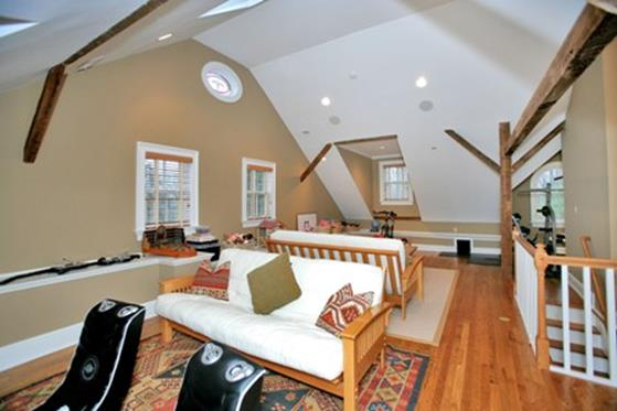 Walk Up Attic Remodeling Ideas 21
