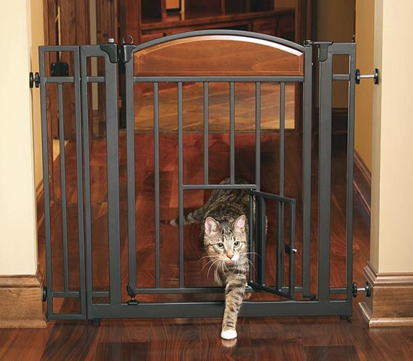 Walk through Dog Gates Outdoor 11