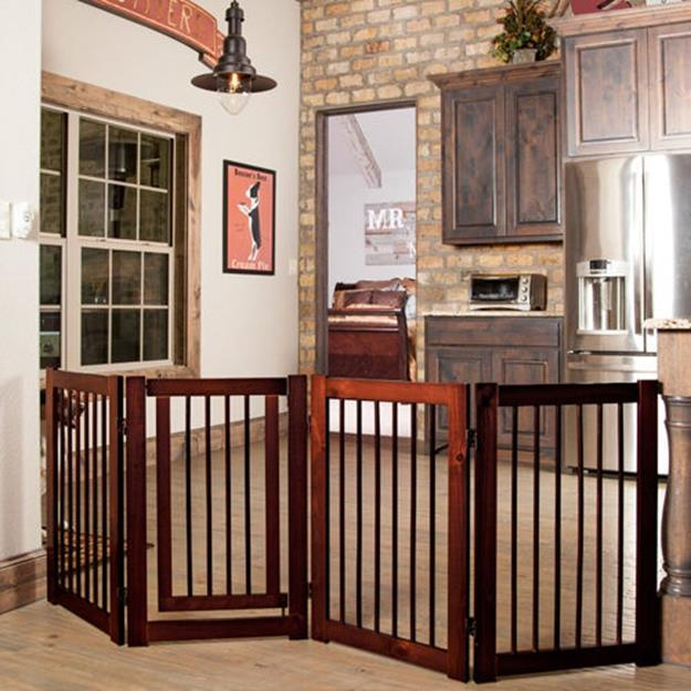 Walk through Dog Gates Outdoor 24