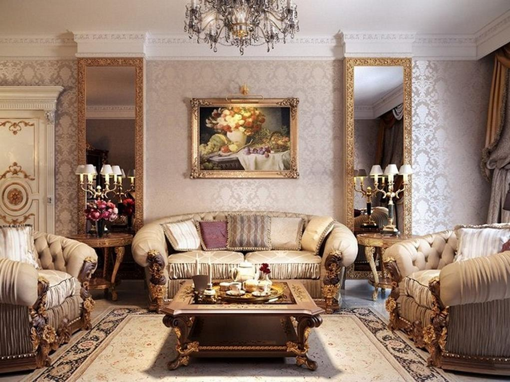 Country Style Living Room Decorating Ideas 30