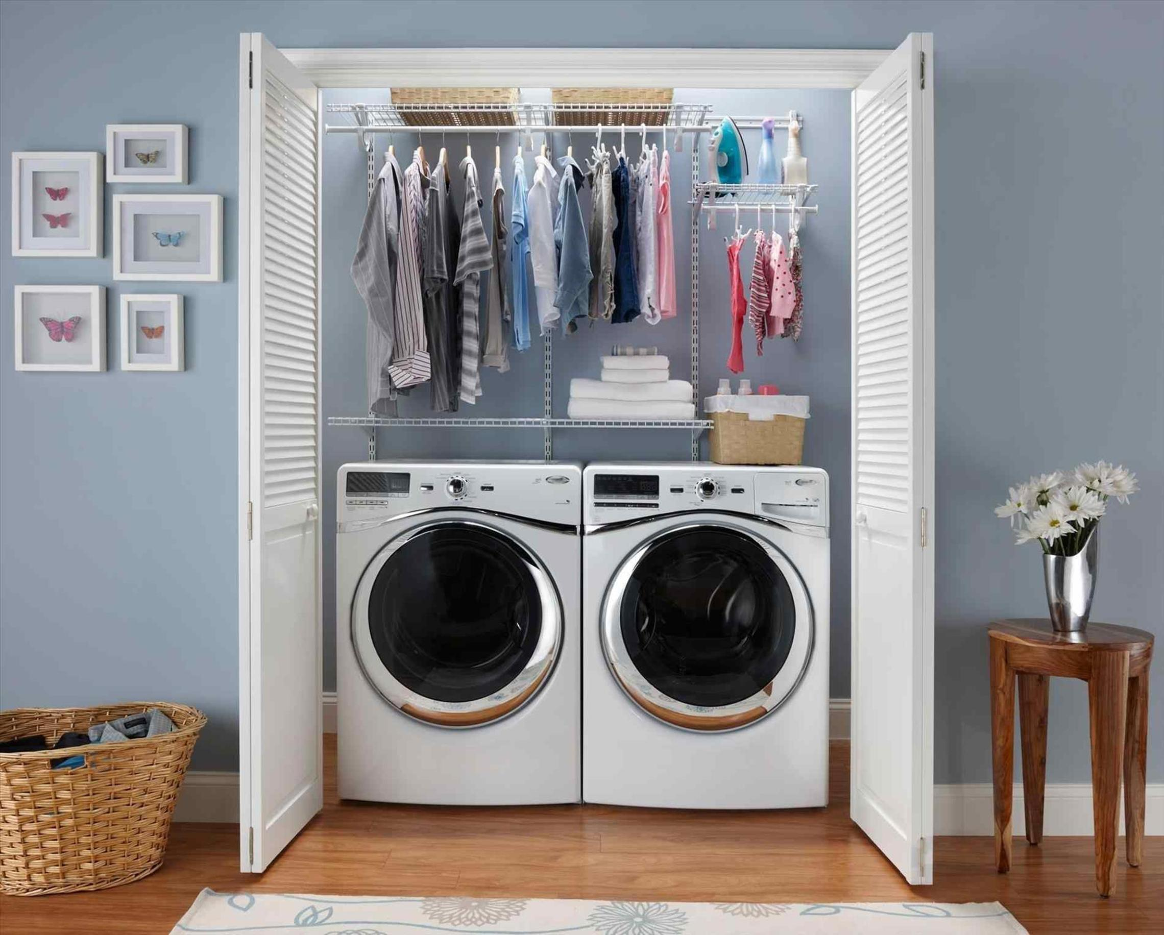 Decorating A Laundry Room On A Budget 17