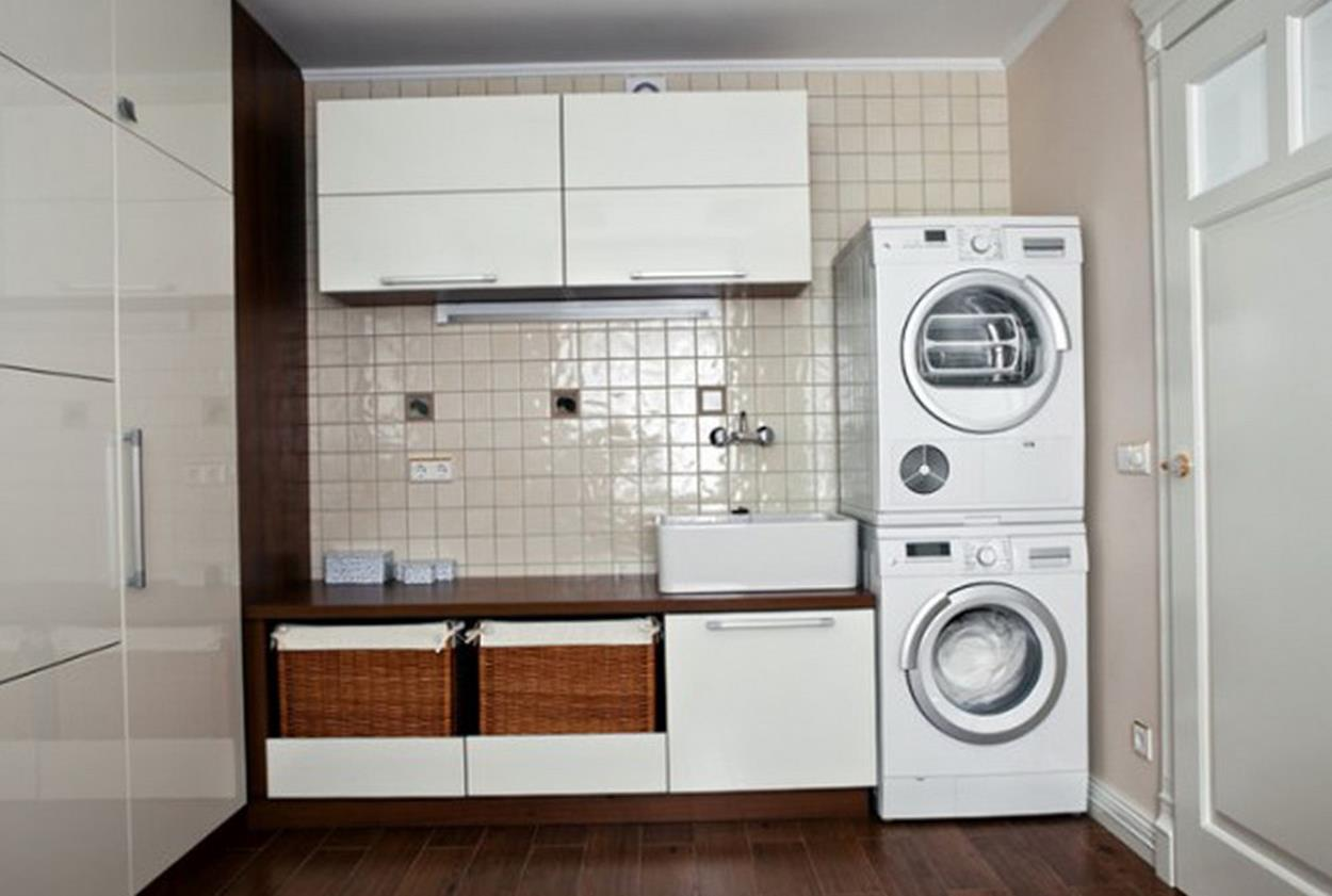 Decorating A Laundry Room On A Budget 21
