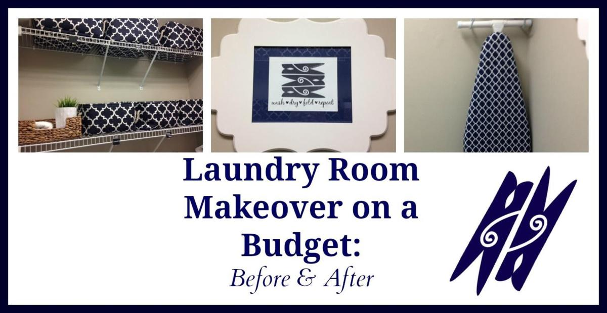 Decorating A Laundry Room On A Budget 28