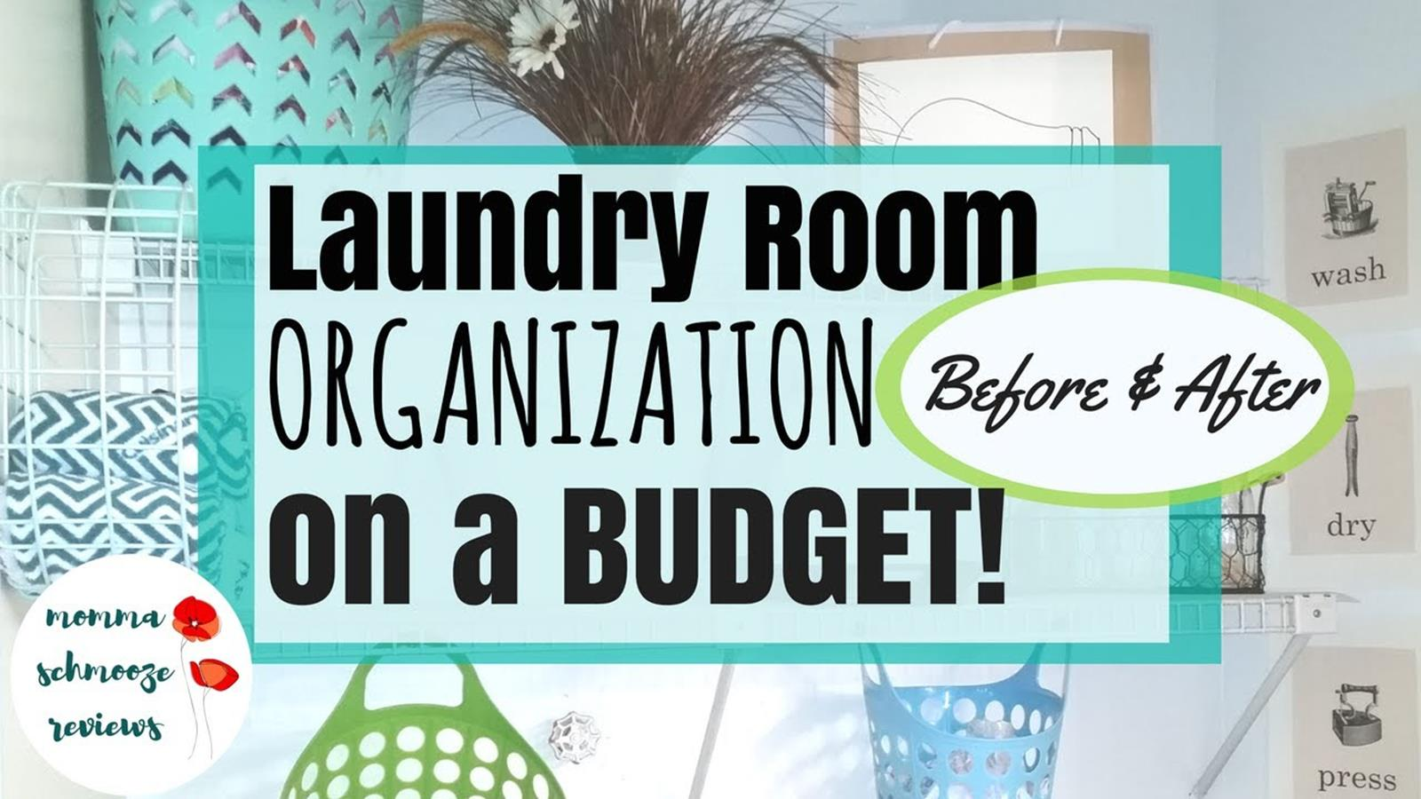 Decorating A Laundry Room On A Budget 29