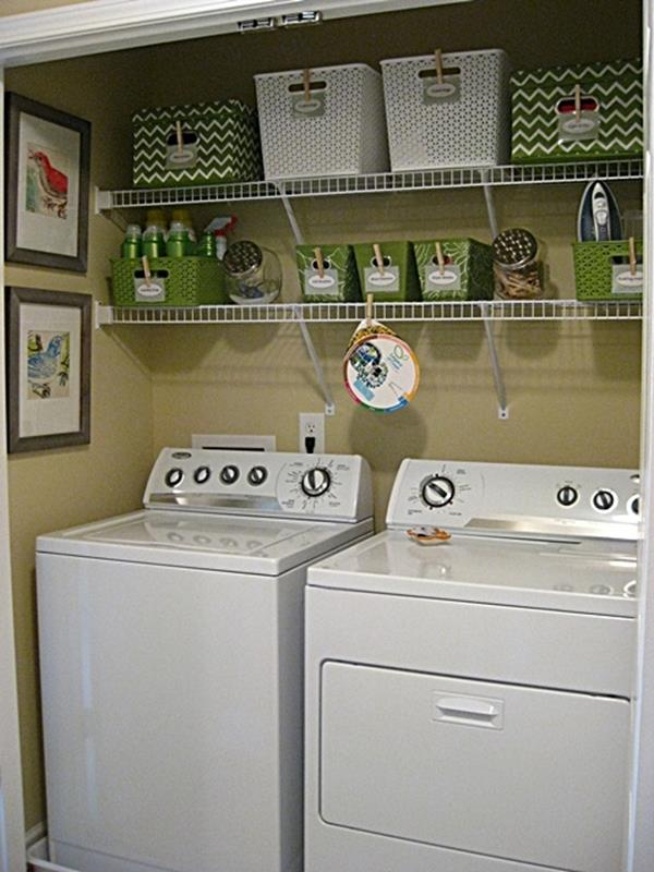 Decorating A Laundry Room On A Budget 34