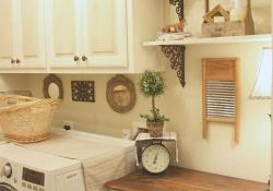 Decorating A Laundry Room On A Budget 8