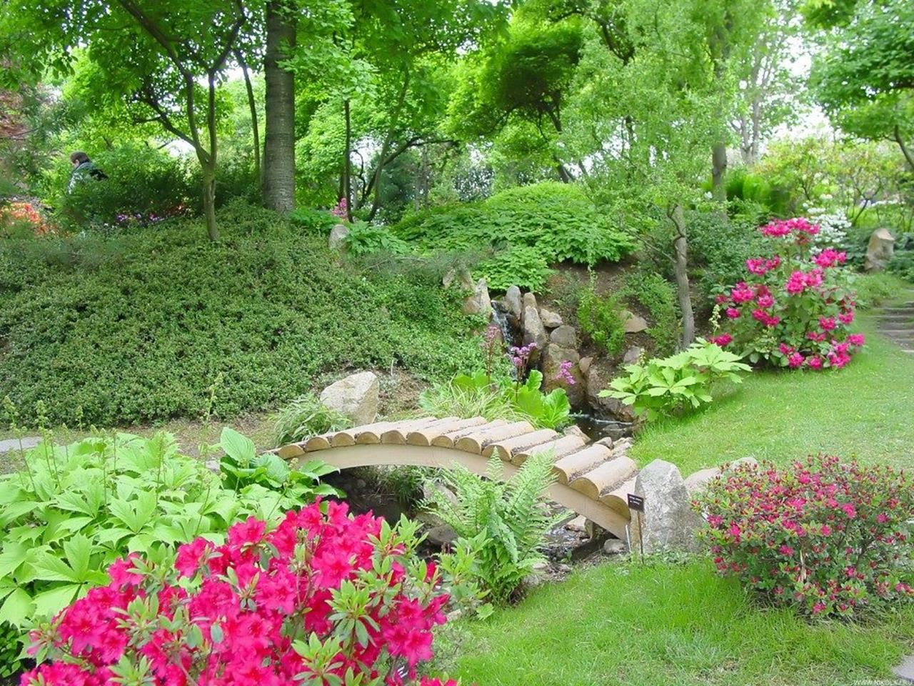 Japanese Style Garden Design Ideas 10