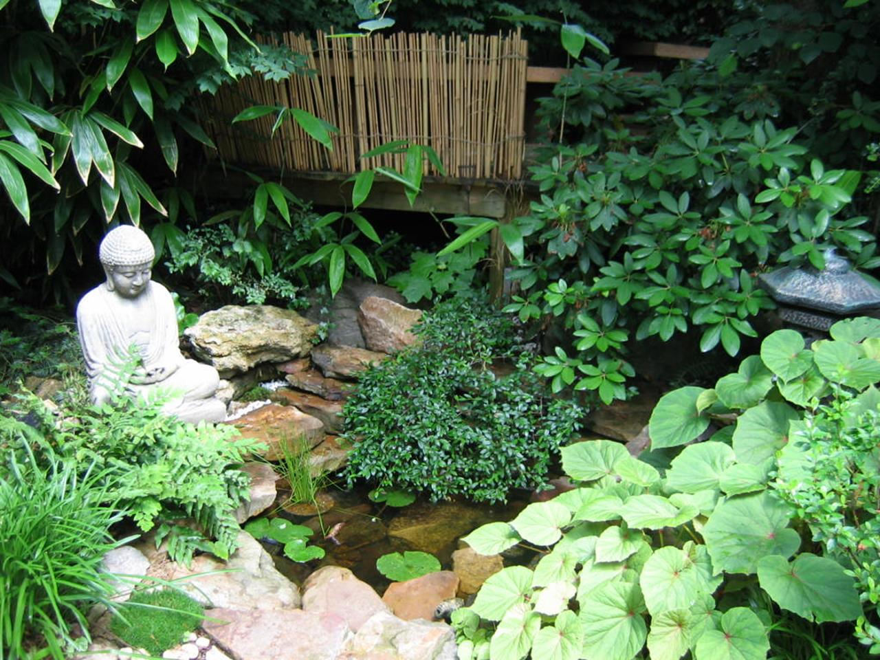 Japanese Style Garden Design Ideas 14