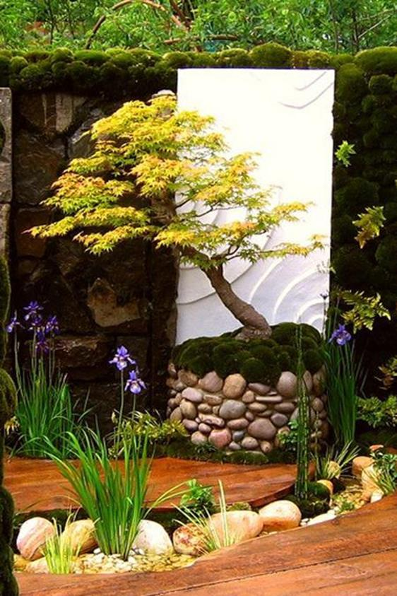 Japanese Style Garden Design Ideas 18