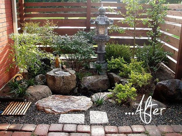 Japanese Style Garden Design Ideas 2