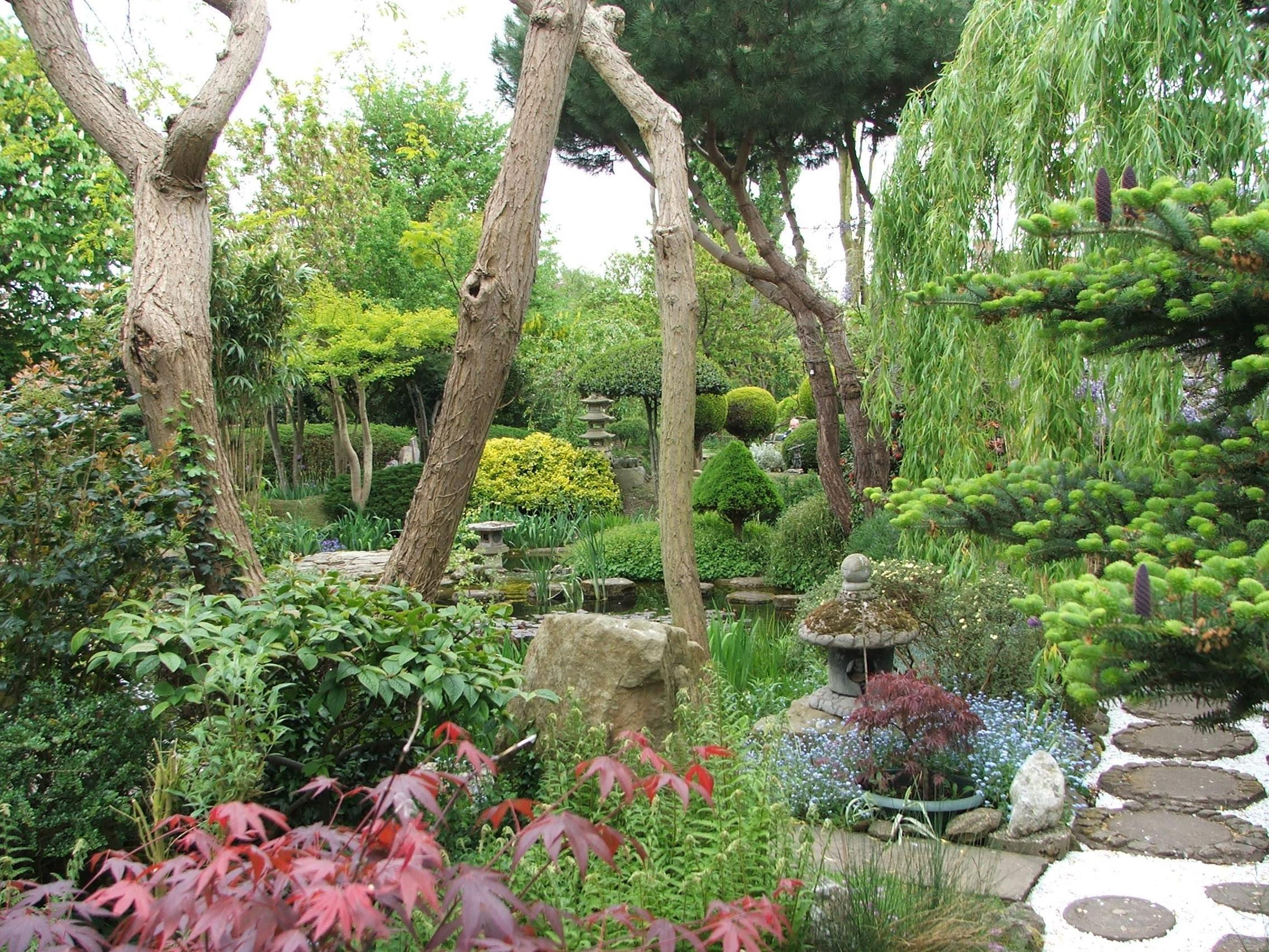 Japanese Style Garden Design Ideas 28