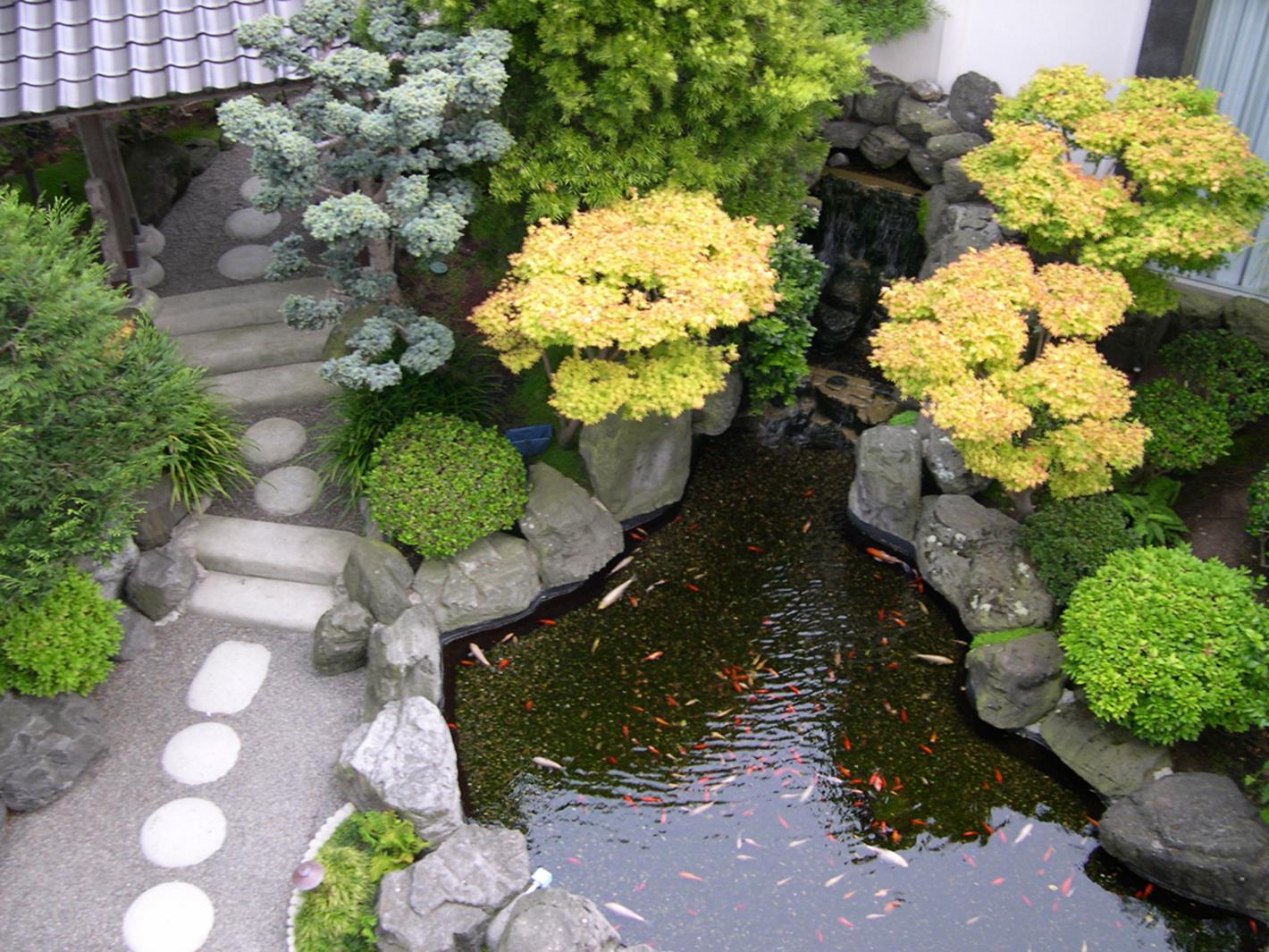 Japanese Style Garden Design Ideas 37