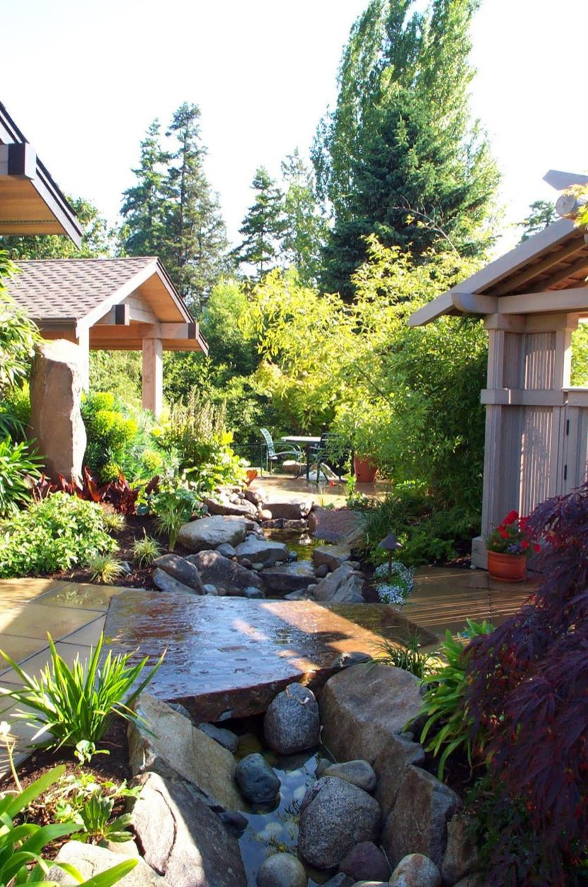 Japanese Style Garden Design Ideas 5