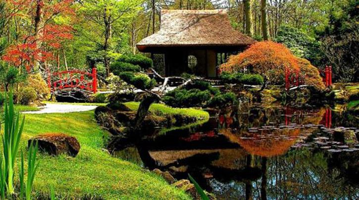 Japanese Style Garden Design Ideas 6