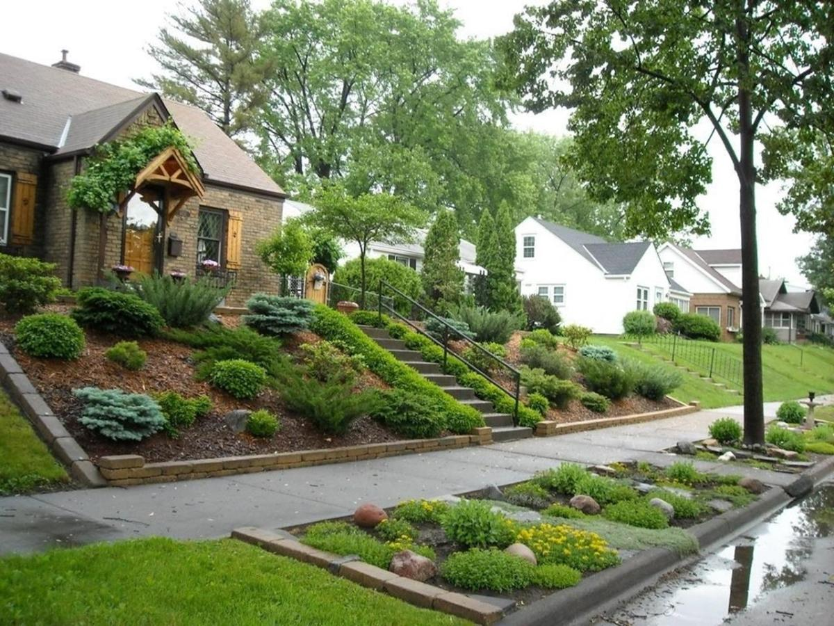 Lakefront Property Landscaping Ideas 16 Gongetech