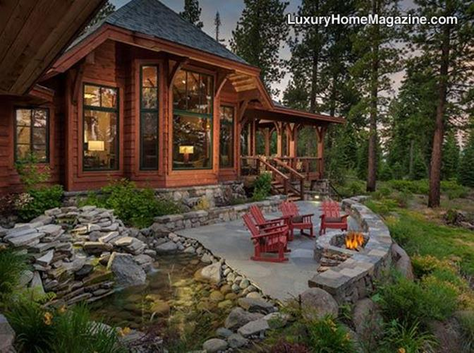 Lakefront Property Landscaping Ideas 3