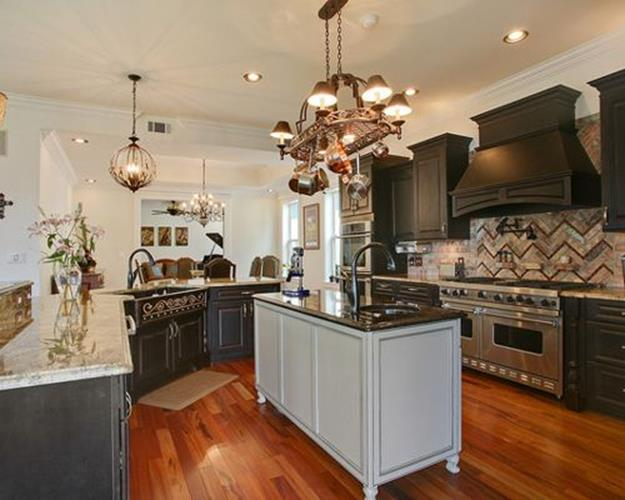 New Orleans Style Kitchen Decorating Ideas 1