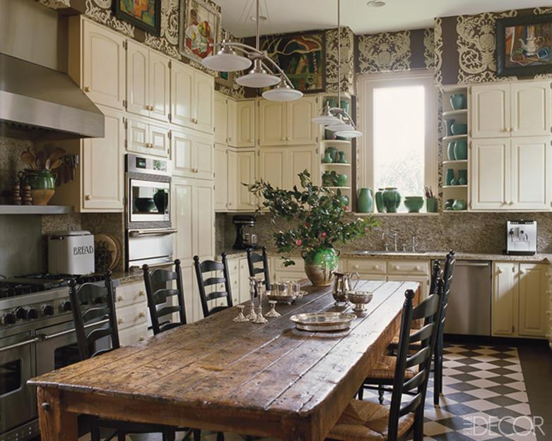 New Orleans Style Kitchen Decorating Ideas 19