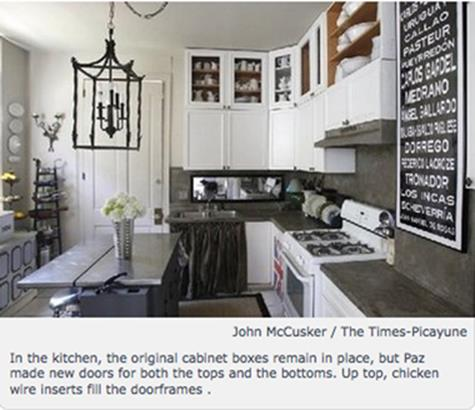 New Orleans Style Kitchen Decorating Ideas 20