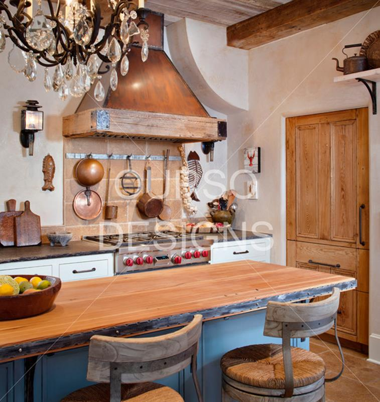New Orleans Style Kitchen Decorating Ideas 26