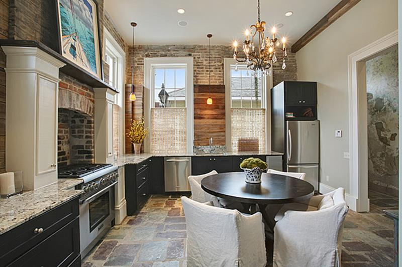 New Orleans Style Kitchen Decorating Ideas 32