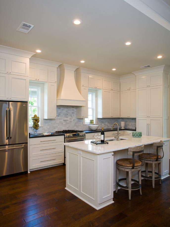 New Orleans Style Kitchen Decorating Ideas 33