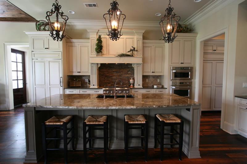 New Orleans Style Kitchen Decorating Ideas 34