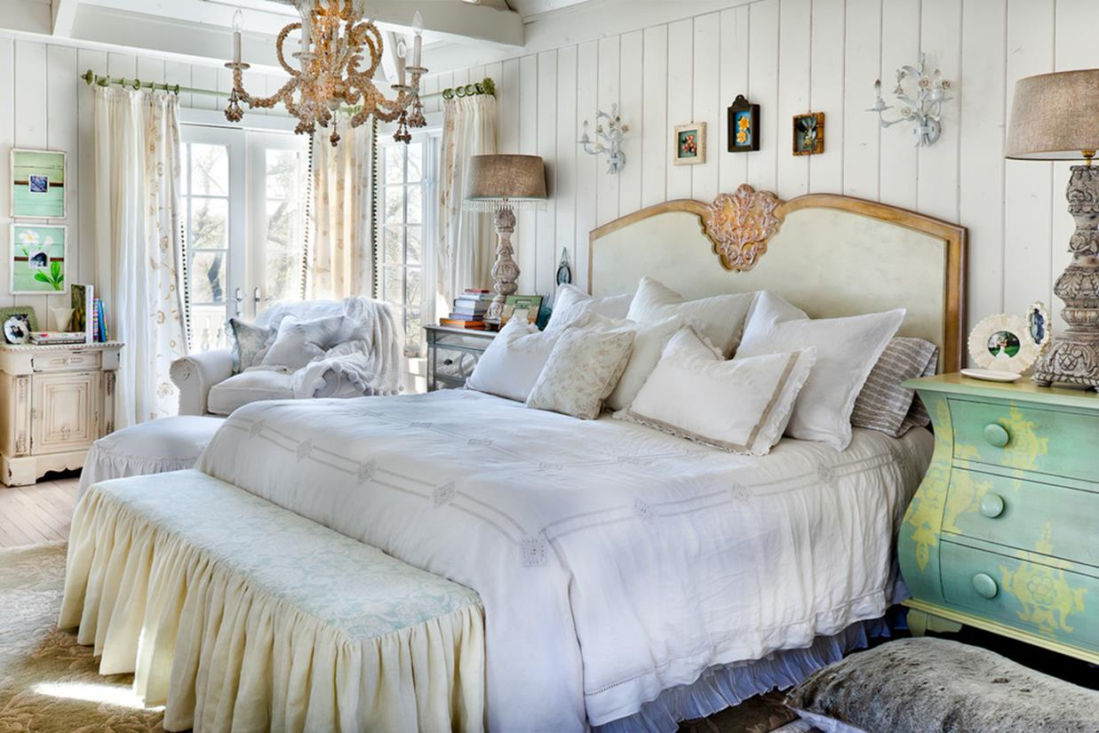 Shabby Chic French Country Decorating Ideas 13