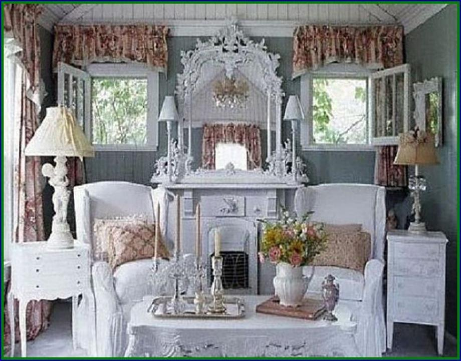 Shabby Chic French Country Decorating Ideas 15