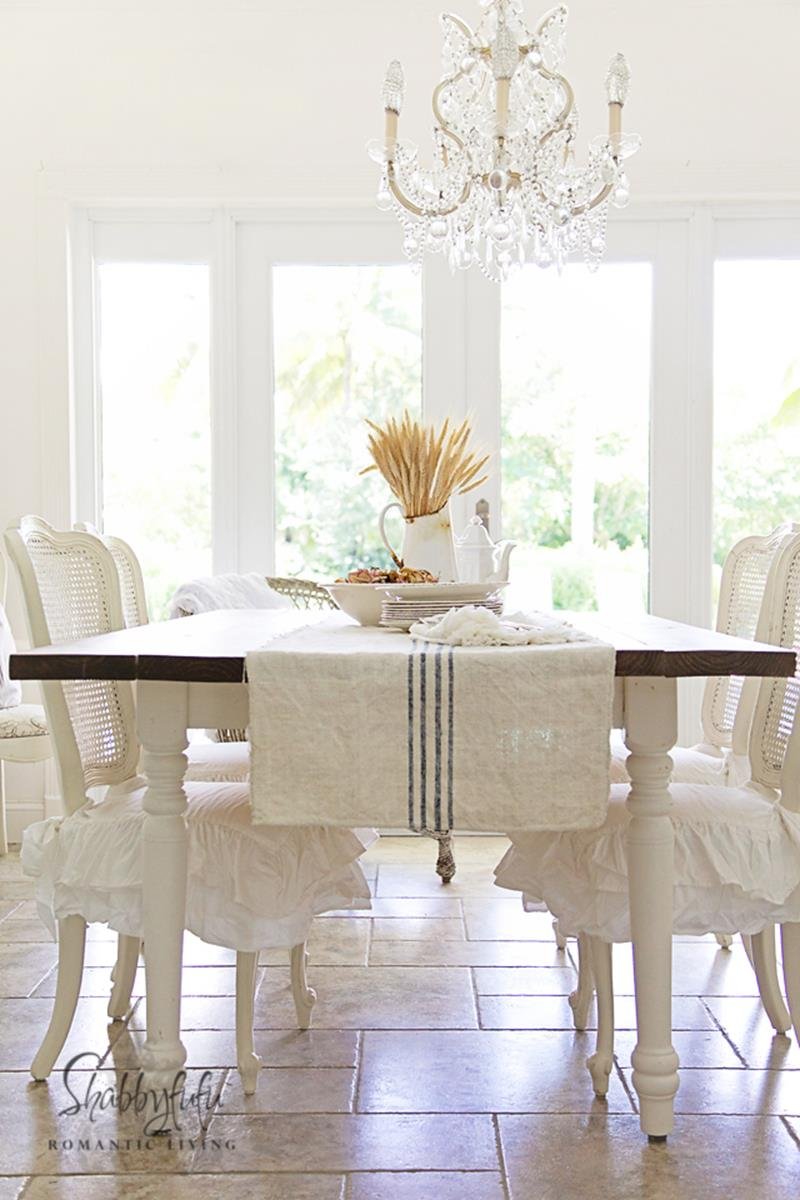 Shabby Chic French Country Decorating Ideas 17