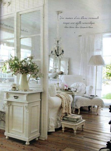 Shabby Chic French Country Decorating Ideas 7