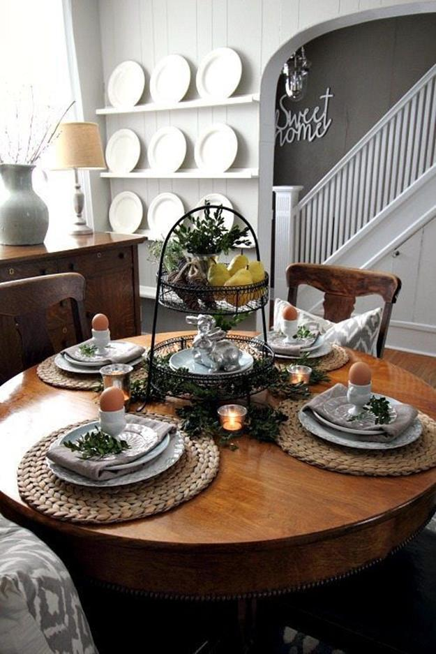 Spring Farmhouse Decorating Ideas 10