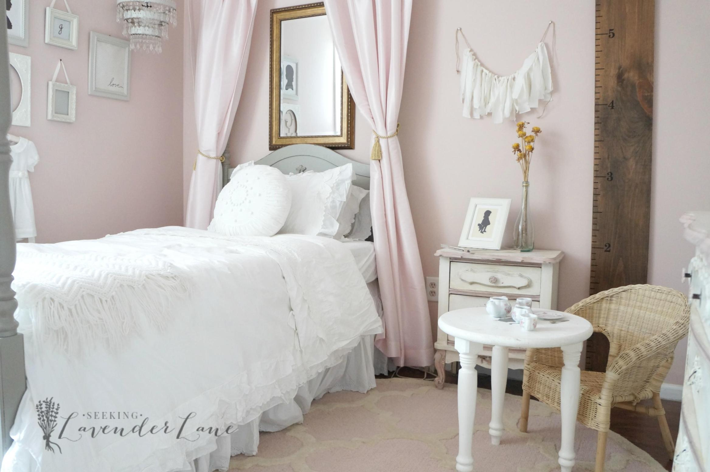 Vintage Girl Bedroom Decorating Ideas 1