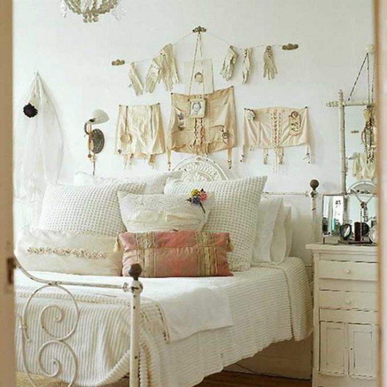 Vintage Girl Bedroom Decorating Ideas 12