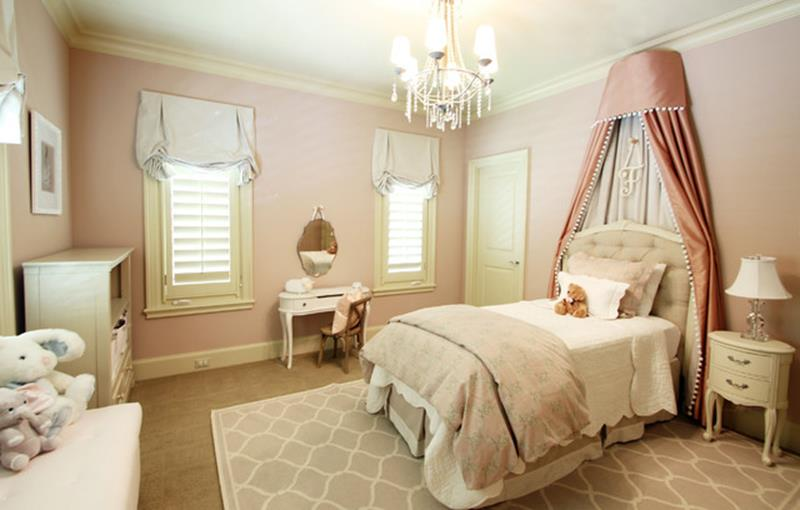 Vintage Girl Bedroom Decorating Ideas 3