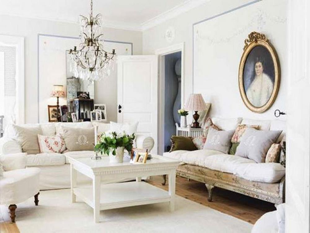 Gorgeous Shabby Chic Apartment Decorating Ideas 16