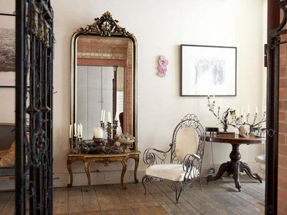 Gorgeous Shabby Chic Apartment Decorating Ideas 5