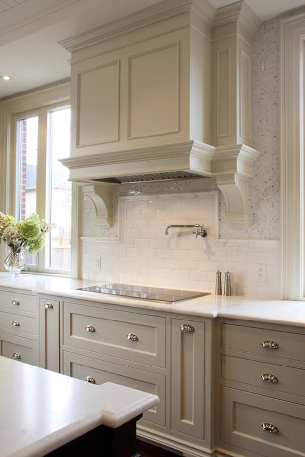 Light Grey Kitchen Cabinets Ideas 49