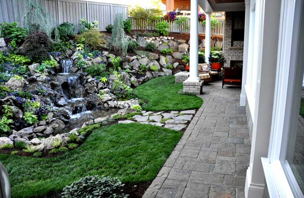 Perfect Landscaping Ideas for Small Yards 15