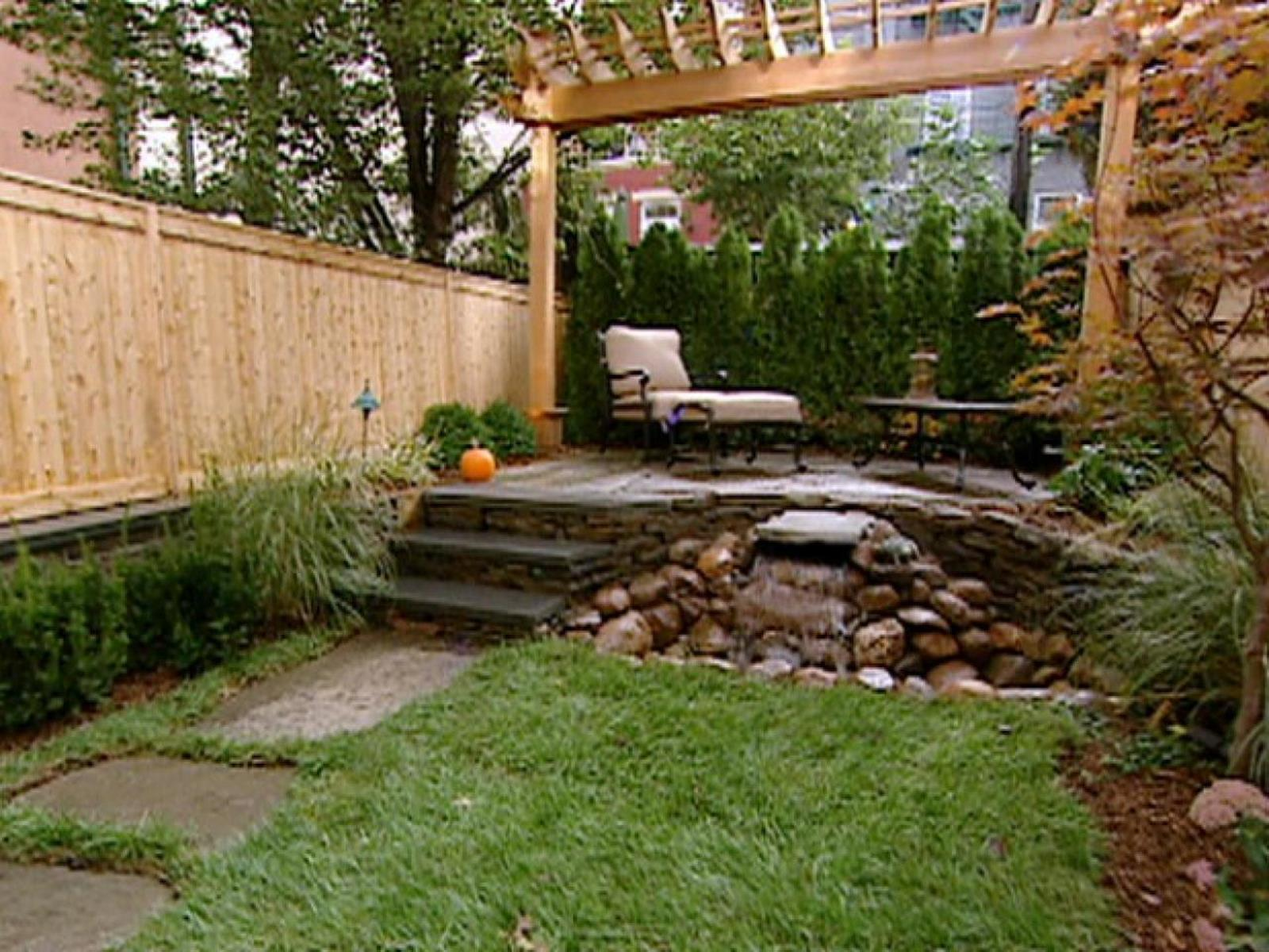 Perfect Landscaping Ideas for Small Yards 43