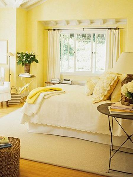 Yellow Cottage Living Room Decorating Ideas 28