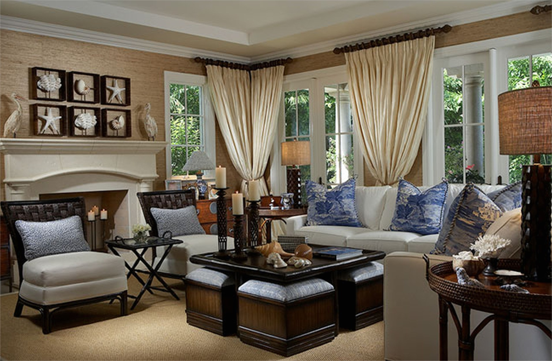 45 Amazing Ideas Country Chic Living Room 62 Country Style Living Room Ideas 9