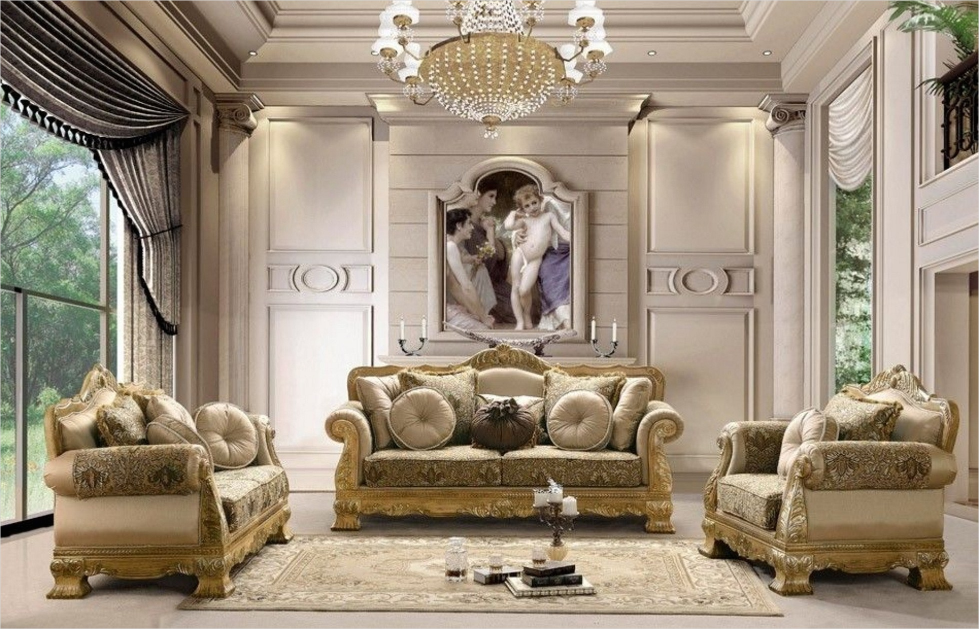 45 Amazing Ideas Country Chic Living Room 68 55 French Country Living Room Designs Ideas Gallery 8