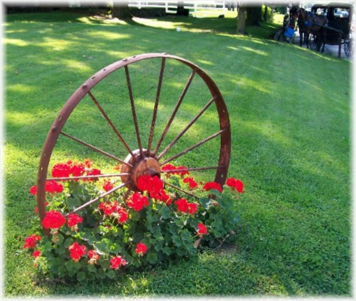 42 Amazing Ideas Country Garden Decor 52 Simple and Beautiful Country Garden Decor Ideas 1 Wartaku 8